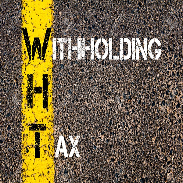 Withholding Tax on Specified Service (WTSS)